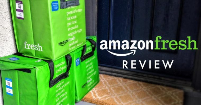 Amazon Fresh changed the game for me – Amazon Grocery Delivery Review