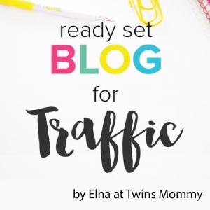 Ready Set Blog for Traffic