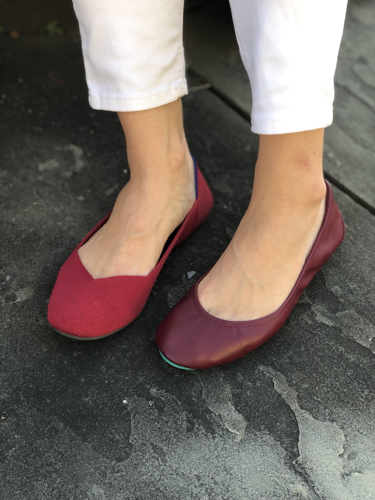 Rothys vs. Tieks – Which one for you momma?
