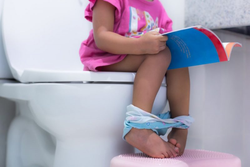 Struggling To Potty Train Your Toddler?  Here Are The Best Potty Training Books We Found