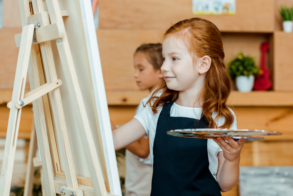 The Best Toddler Easels – Fun, Creativity, and Cleanliness!