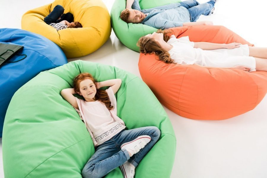 Best Bean Bag Chairs That Double As Toy Storage