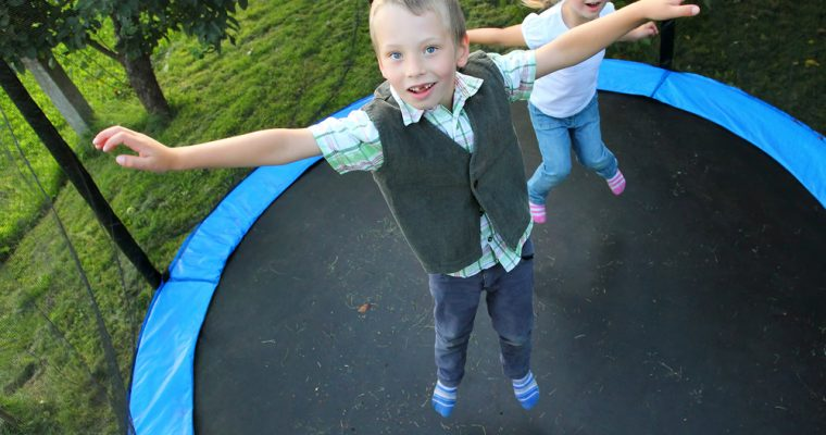 The Best Mini Trampolines for Kids – Fun Indoors or Outdoors