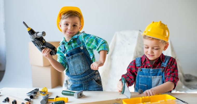 Tool Benches for Toddlers – Fun and Learning Together