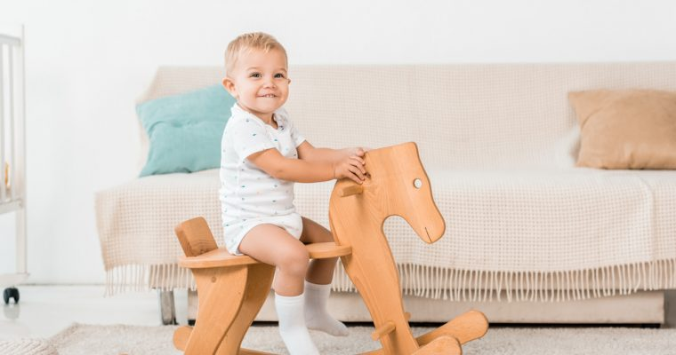 The Best Rocking Horses for Toddlers – For Fun and Balance