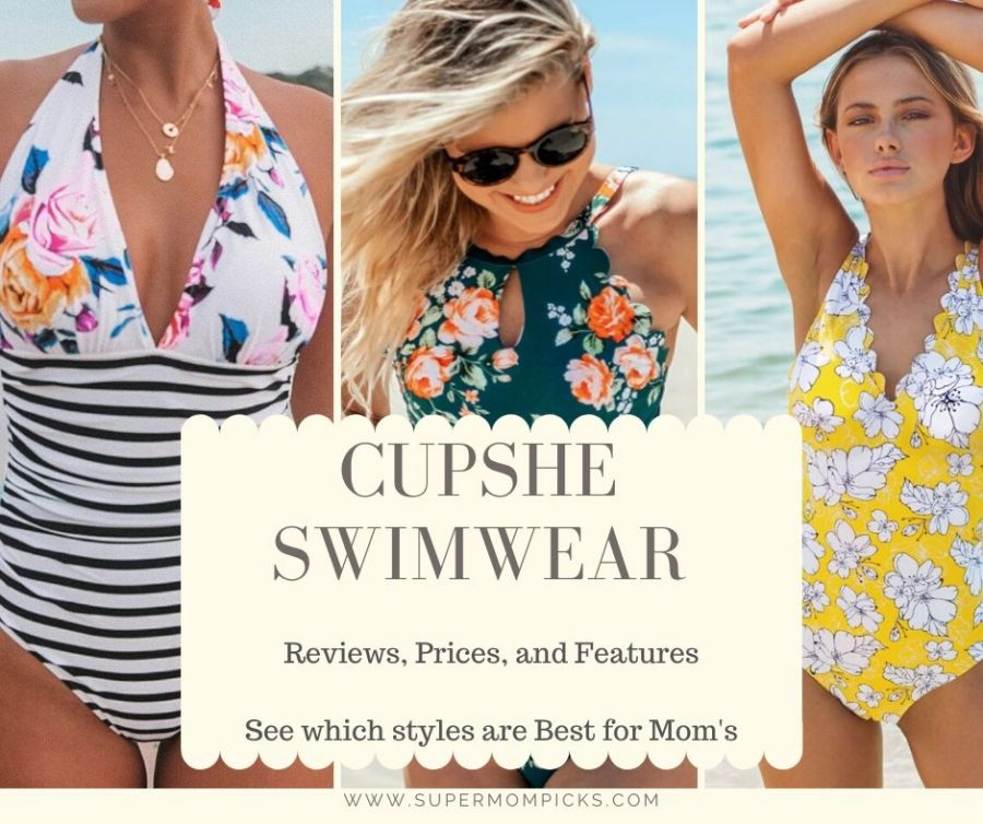 Cupshe Swimwear Review – Best Styles For Moms