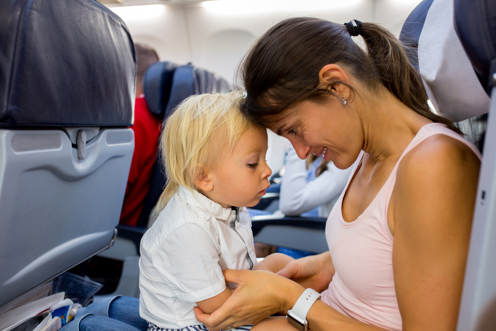 6 Secrets To Travelling Peacefully With A Toddler