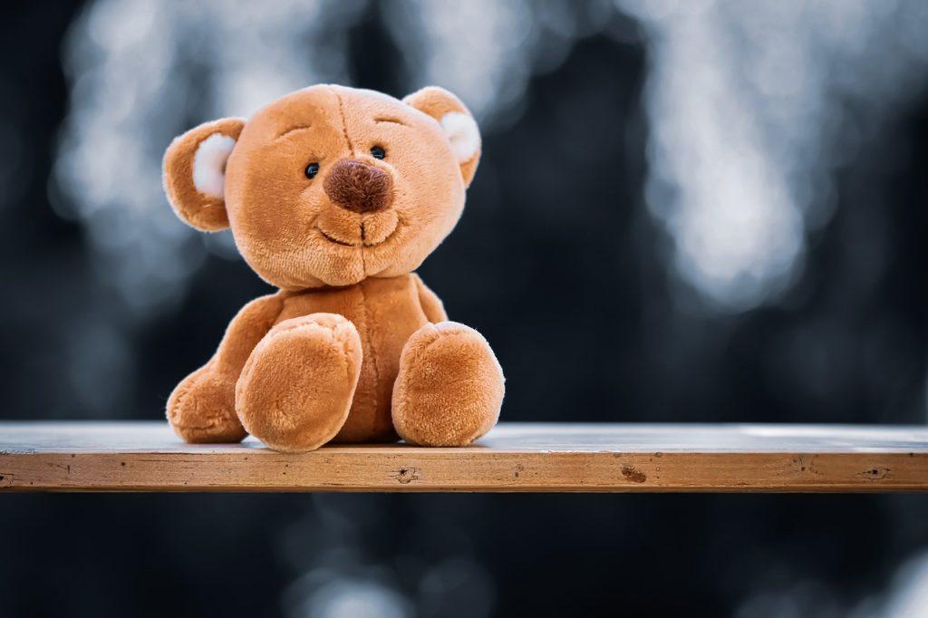 stuffed toy animal